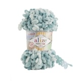 Пряжа ALIZE PUFFY FINE COLOR 6064